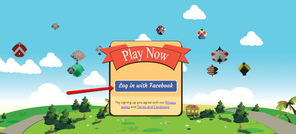 kitefights login page